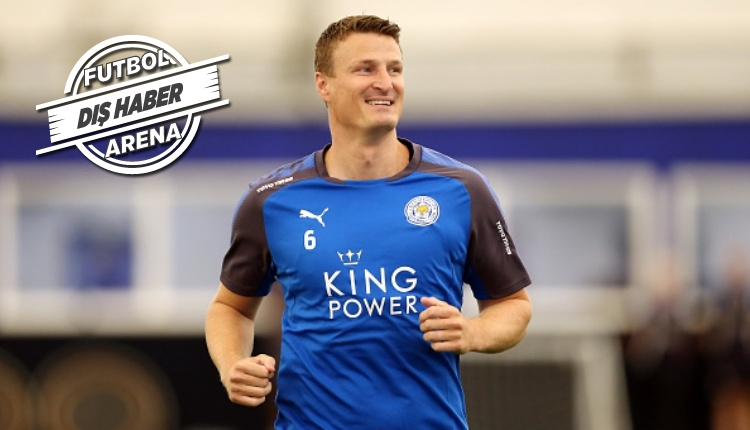 Huth, Leicester City'den ayrılıyor