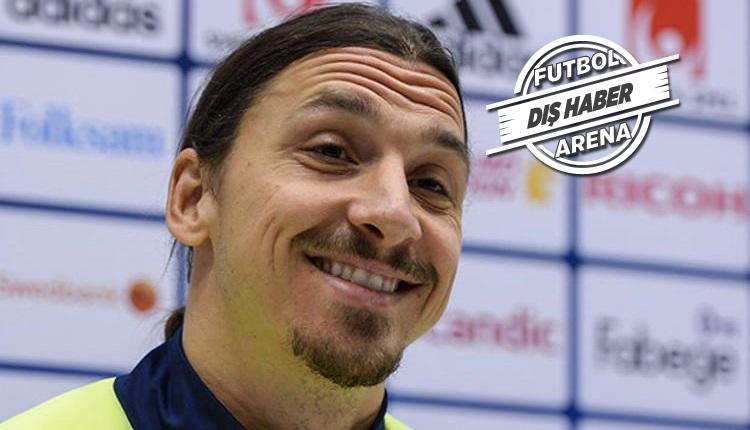 Ibrahimovic yine yaptı yapacağını! Bakın ne dedi!