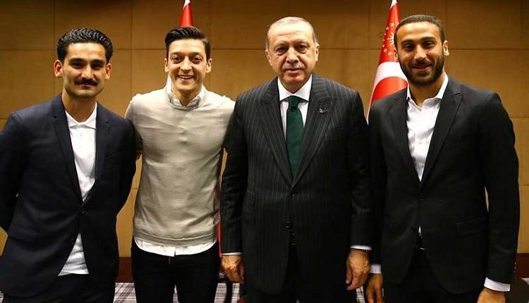 İlkay Gündoğan, Mesut Özil için Almanya'dan tepki çeken Erdoğan açıklaması