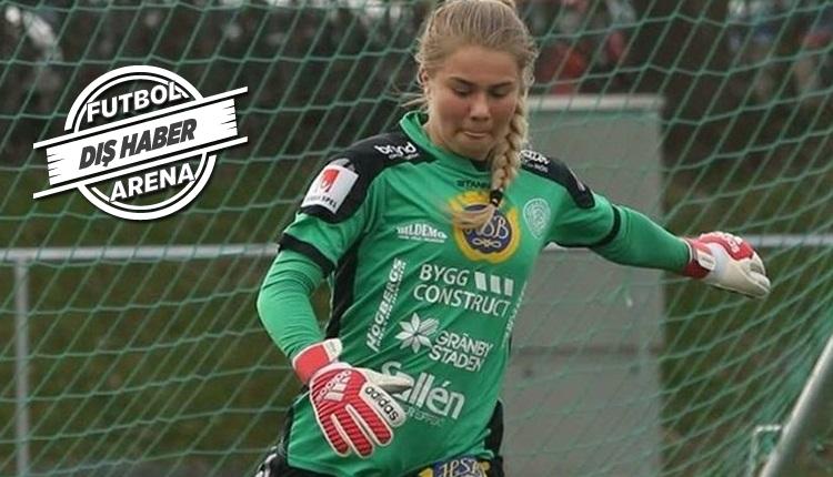 İsveçli kadın futbolcu Müslüman oldu