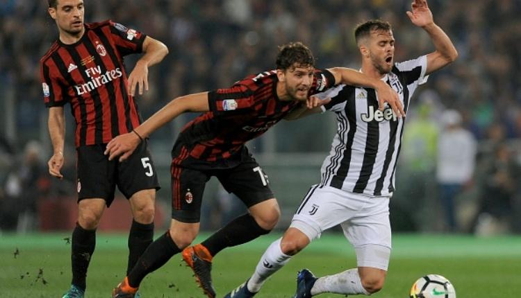 İtalya Kupası Juventus'un - Juventus 4-0 Milan maç özeti ve golleri (İZLE)