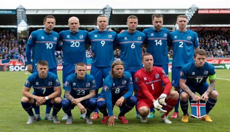 İzlanda'nın Dünya Kupası kadrosu açıklandı