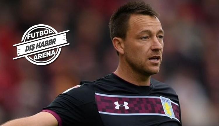 John Terry'den yeni sözleşme için şaşırtan Chelsea şartı