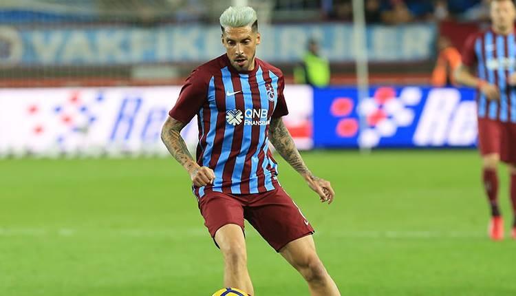 Jose Sosa Beşiktaş'a dönecek mi?