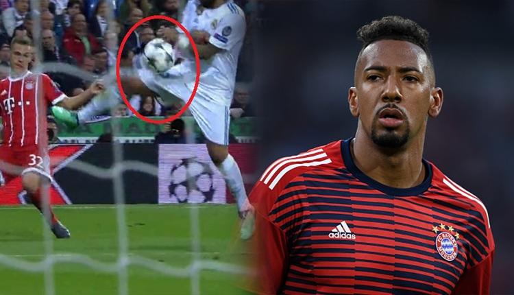 Jérôme Boateng'den Cüneyt Çakır ve penaltı isyanı