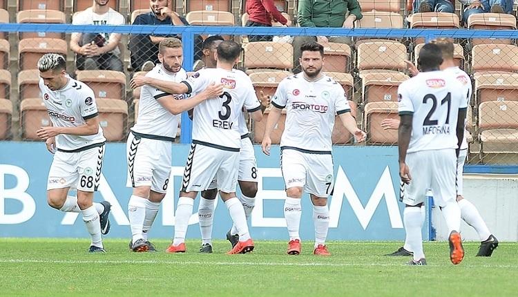Karabükspor 0-1 Konyaspor maç özeti ve golü (İZLE)