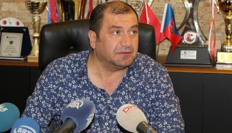 Karabükspor'da Fenerbahçe öncesi ayrılık itirafı