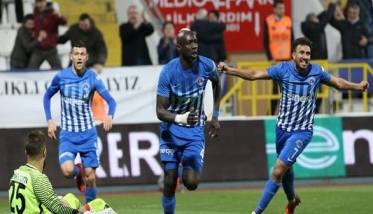 Kasımpaşa'da Mbaye Diagne, Trabzonspor'a mı gidiyor?