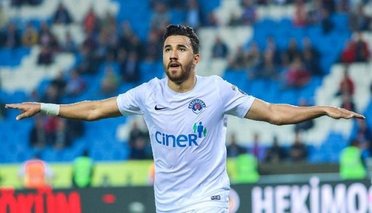 Kasımpaşa'da Trezeguet ve Omeruo Başakşehir maçında cezalı