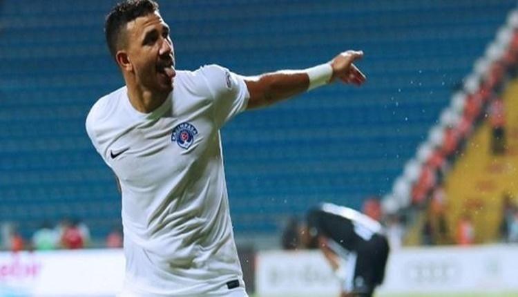 Kasımpaşa'nın en golcü futbolcusu Trezeguet oldu