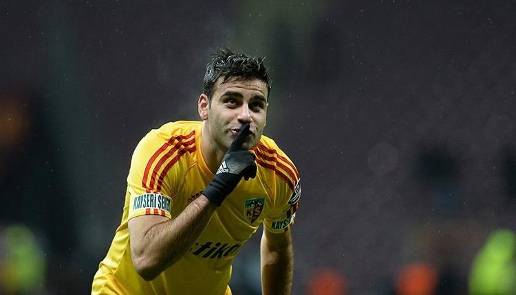 Kayserisporlu Deniz Türüç'ten Beşiktaş ve Fenerbahçe transfer açıklaması