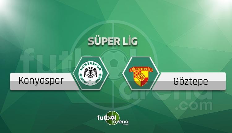 Konyaspor - Göztepe maçı ne zaman, saat kaçta? İlk 11'ler