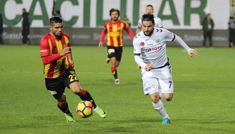 Konyaspor nasıl ligde kalır? Göztepe maçını kazanırsa...