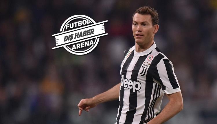 Lichtsteiner Juventus'tan ayrılacağını açıkladı!