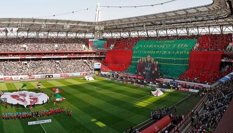 Lokomotiv Moskova Rusya Premier Lig şampiyonu!