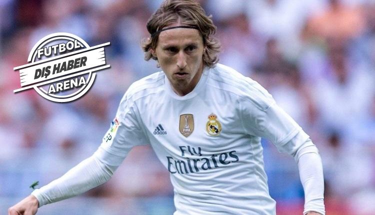 Luka Modric, Juventus'a transfer olacak mı?