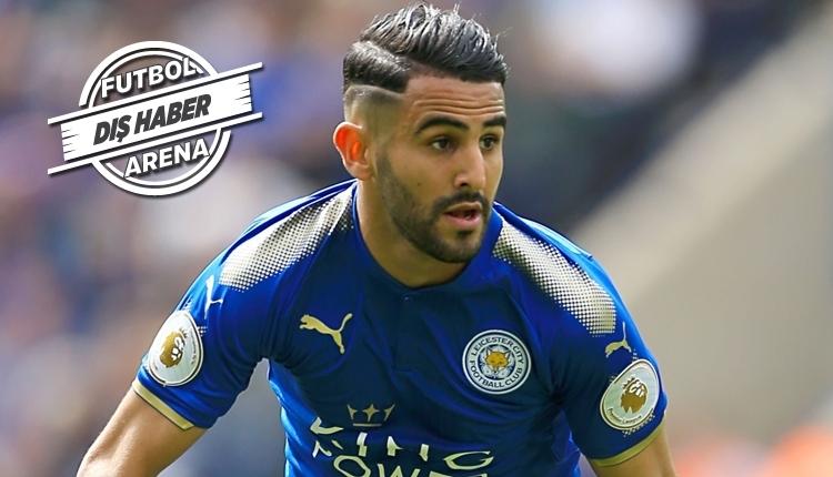 Manchester City'den Riyad Mahrez için çılgın rakam!