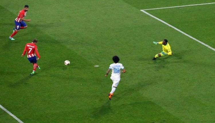 Marsilya 0-3 Atletico Madrid maç özeti ve golleri (İZLE)