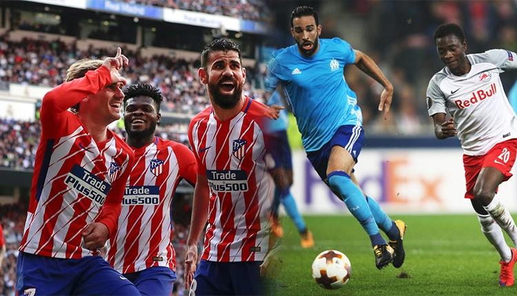 Marsilya Atletico Madrid canlı şifresiz izle