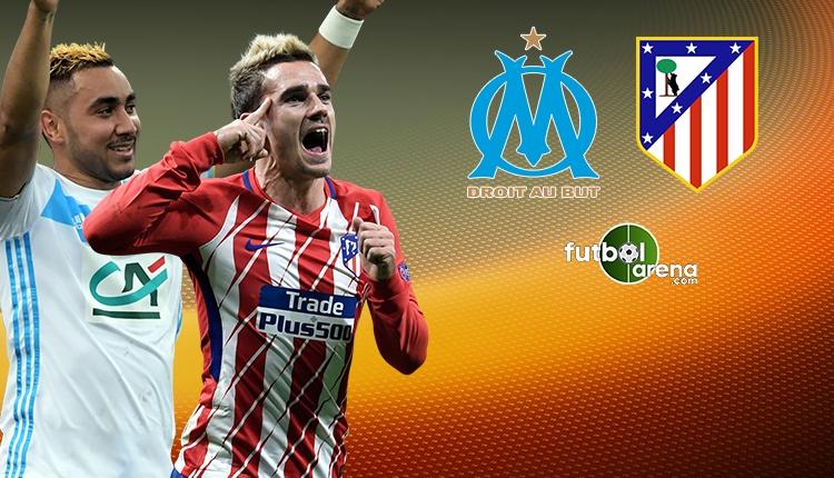 Marsilya ve Atletico Madrid Avrupa Ligi finalinde! Muhtemel 11'ler