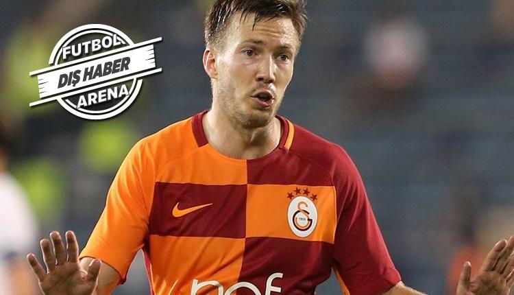 Martin Linnes'ten Galatasaray için Şampiyonlar Ligi iddiası