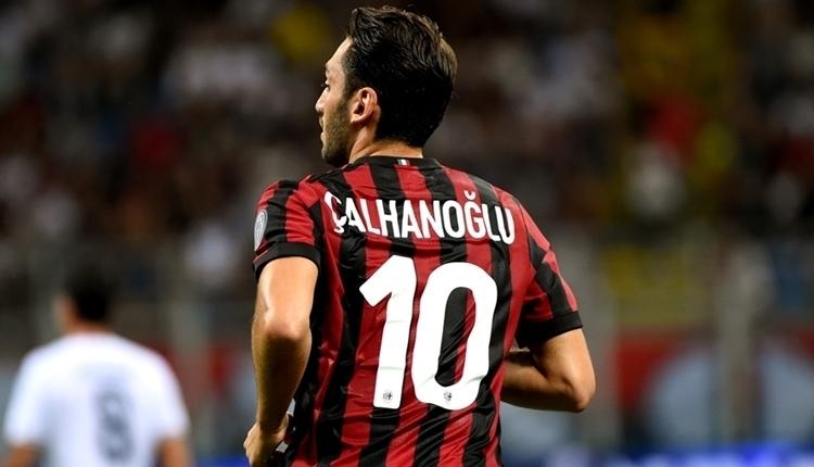 Milan'da Hakan Çalhanoğlu'ndan Fiorentina'ya frikik golü izle (Milan Fiorentina)