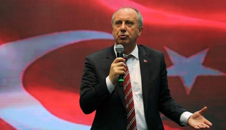 Muharrem İnce'den Fenerbahçe'yi eleyen Akhisarspor'a tebrik