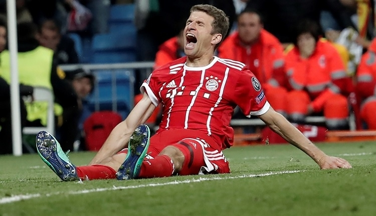 Müller'den Cüneyt Çakır sözleri! (Real Madrid 2-2 Bayern Münih maç özeti ve golleri İZLE)