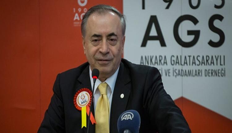Mustafa Cengiz: ''Galatasaray misyonunu UEFA'ya taşıdık'