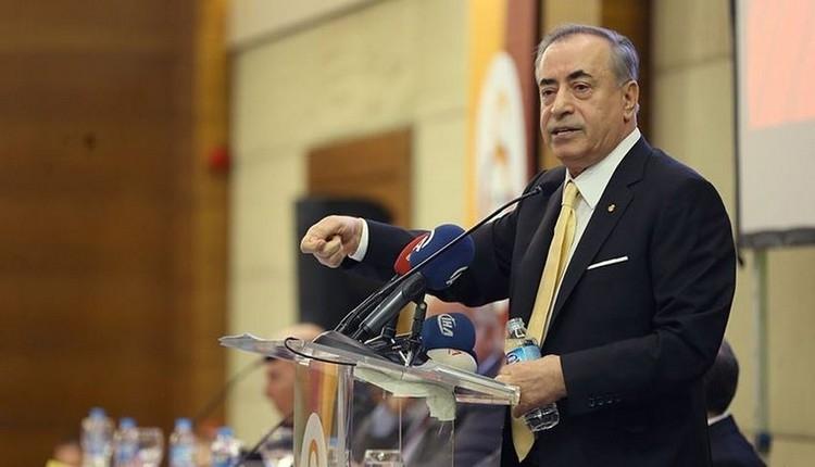 Mustafa Cengiz'den Dursun Özbek'e: 'Boş konuşuyor'