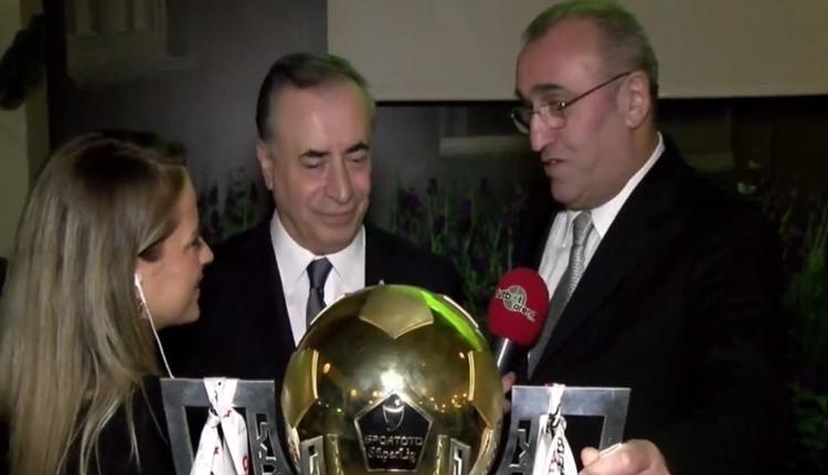 Mustafa Cengiz ve Abdurrahim Albayrak, FutbolArena'ya konuştu