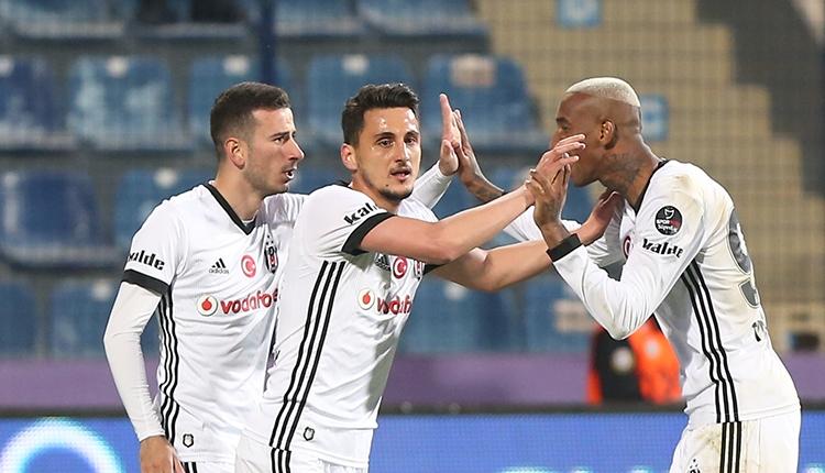 Mustafa Pektemek'in Osmanlıspor'a golü 2018'de ilk oldu (İZLE)