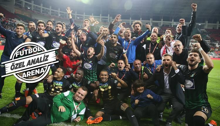 Nereden nereye! İlçe takımı Akhisarspor'un büyük başarısı
