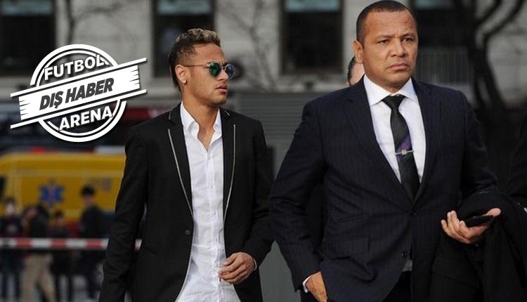 Neymar'dan transfer açıklaması! Ben karar veririm