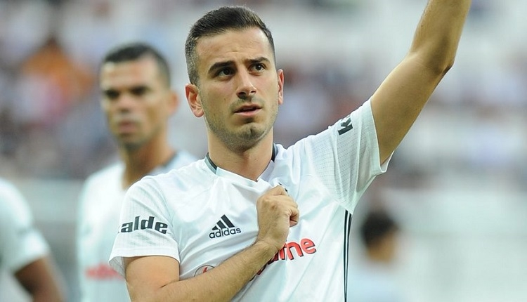 BJK Transfer: Oğuzhan Özyakup'tan transfer açıklaması