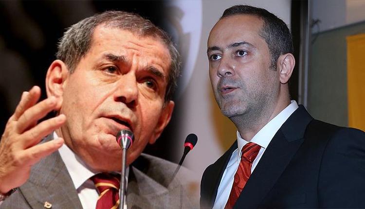 Ozan Korkurt'tan Dursun Özbek'e taş ''Hiçbir yönetici Galatasaray'a fatura kesemez''