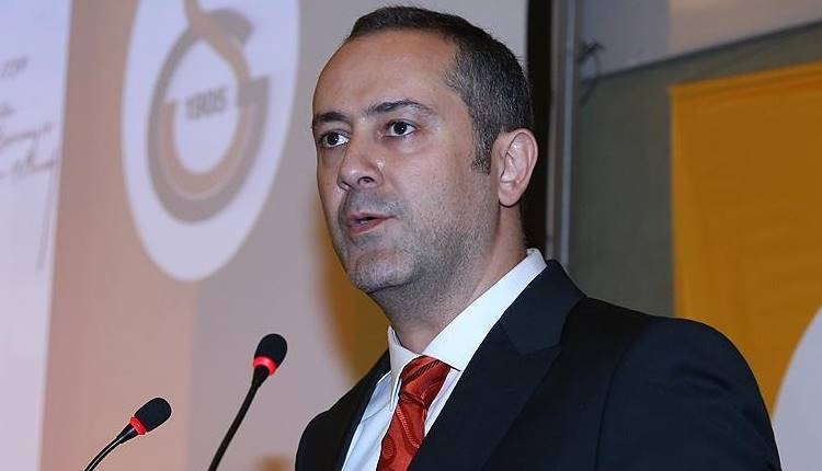 Ozan Korkut Mustafa Cengiz'i tebrik etti ve konuştu: (GS Başkanlık seçimi)