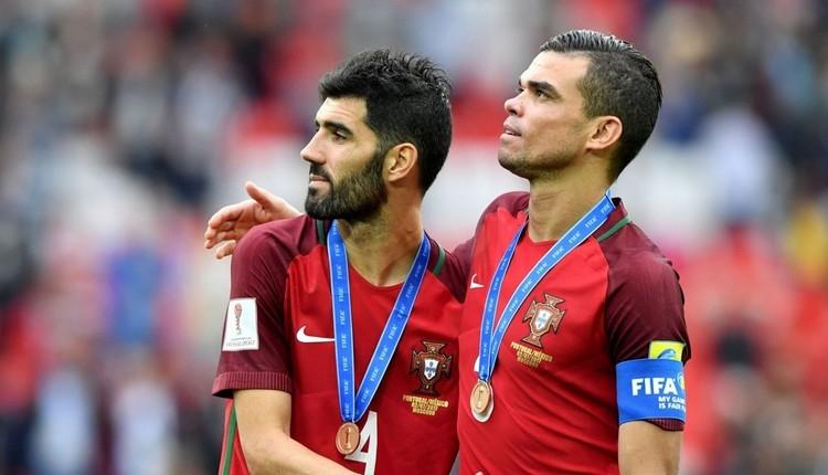 Portekiz'in Dünya Kupası kadrosuna Süper Lig'den 4 isim