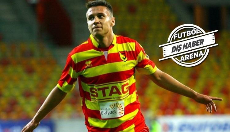 GS Transfer: Przemyslaw Frankowski'den Galatasaray açıklaması