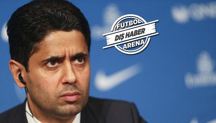 PSG Başkanı Al-Khelaifi patladı:
