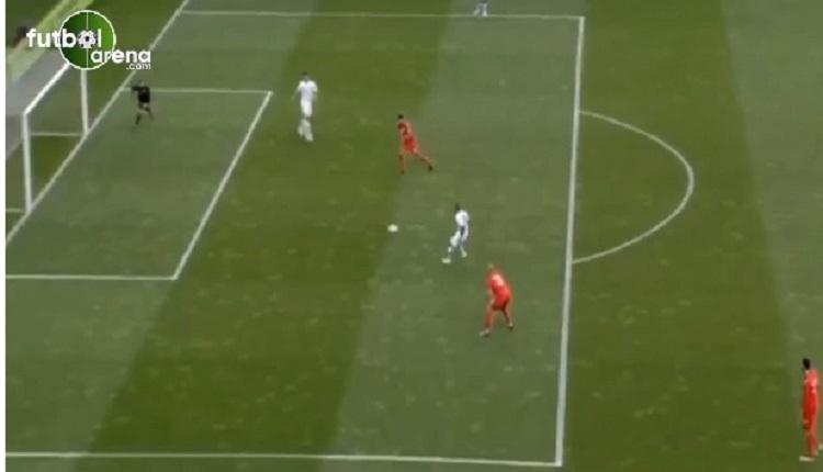 Quaresma Portekiz - Tunus maçında inanılmazı kaçırdı (İZLE)