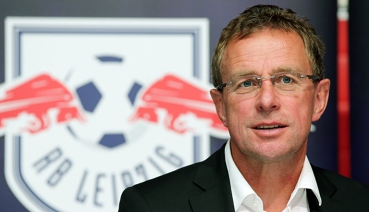 RB Leipzig'in yeni hocası Ralf Rangnick oluyor!
