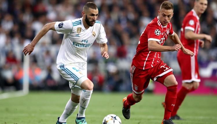 Real Madrid 2-2 Bayern Münih maç özeti ve golleri (İZLE)