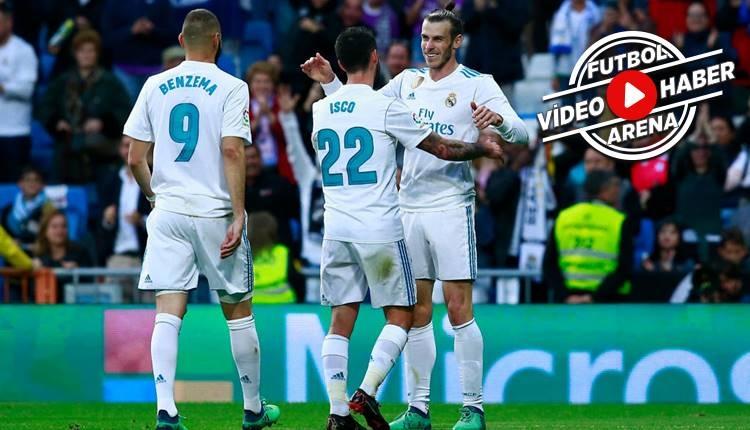 Real Madrid 6-0 Celta Vigo maçı özeti ve golleri (İZLE)