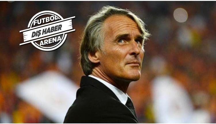 Riekerink, Heerenveen'in yeni teknik direktörü oluyor