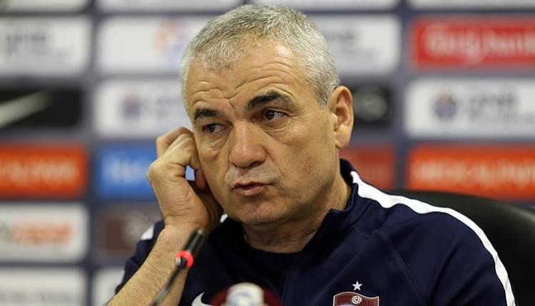 Trabzonspor'da Rıza Çalımbay'dan tepki: 'Ben de konuşacağım'