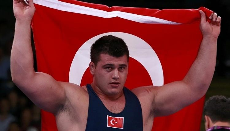 Rıza Kayaalp yeniden Avrupa şampiyonu