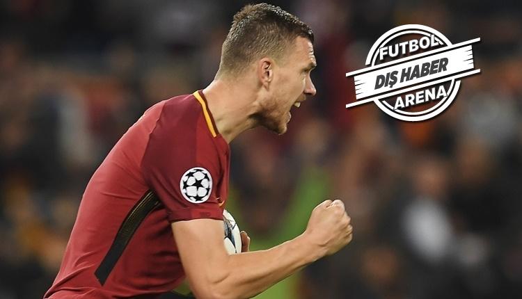 Roma, Edin Dzeko'nun sözleşmesini uzatıyor
