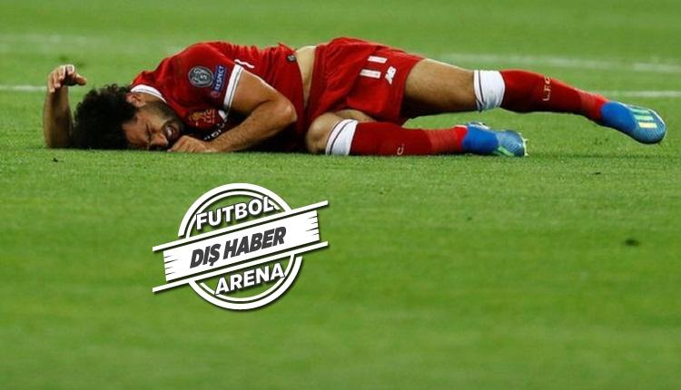 Salah'ın sakatlığı ciddi mi? Salah'ın sakatlık anı (Salah Dünya Kupası'nda oynayacak mı?) Resmi açıklama!