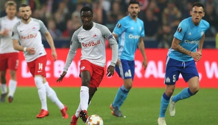 Salzburg 1 - 2 Marsilya maçın özeti ve golleri (İZLE)